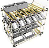 180 ° junta metal para el sistema común de la pipa