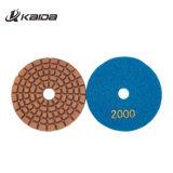 樹脂のとらわれのダイヤモンドの乾燥した磨くパッドの適用範囲が広い粉砕ディスク