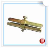 足場によって押される鋼鉄拡張可能管および管の内部の共同足場カプラー