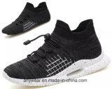 Casual Zapatillas deportivas con Flyknit parte superior de los hombres calcetín Calzado (487)