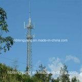 Tour à jambes de 4 de WiFi télécommunications d'antenne