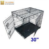Fornitore piegante della gabbia del cane del metallo