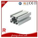 Extrusion profiles en aluminium/aluminium pour le profil de clôture