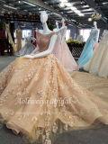 Цвет новейшей конструкции Aoliweiya свадебные платья 110109