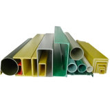Tous les types de profils de PRF renforcé de fibre de verre produits personnalisés