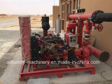 8inch Diesel Water Pump with Outflow 400m3/H Head Lift 50m
