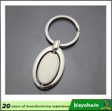 La conception personnalisée Square trousseau de clés de filage