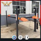 Quatre Post 2700kg système de stationnement verticale de voiture