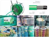 Anti-UV coloré jardin en PVC flexible avec raccords