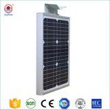 セリウムおよびISOは120Wまで8Wから統合した製造業者からの1つの太陽街灯のすべてを承認した