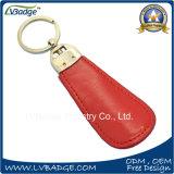 Славное смотря горячее надувательство изготовленный на заказ Handmade красное кожаный Keychain