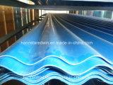 Van de Golf van het Dak van pvc van de Materialen van het Dakwerk van Indonesië Lichtgewicht 1.8mm Tegel Golf pvc- Blad voor het Dakwerk van de Fabriek