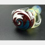 De Rokende Pijp van het Glas van 3.74 Duim voor het Recycling van de Pijp van de Rook van de Filter