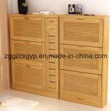 Шкаф Cx-Sc04 хранения пыли многофункционального ведра Hall творческого разнослоистого деревянный