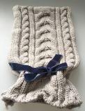 BSの熱湯びんのための厚く編まれたカバー