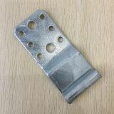 부속을 각인하는 관례에 의하여 양극 처리되는 알루미늄 구부리는 부속 판금