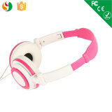 Изготовленный на заказ Logo Folding Cheap Stereo Headphone для Promotion Gifts