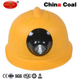 Lm-Nhigh Coal Miner casque de sécurité avec voyant LED