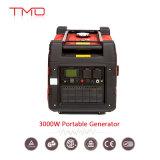 3, промышленный портативный генератор инвертора 000W с электрическим стартом