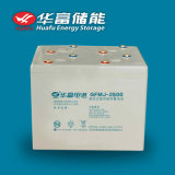 2V 2500ah VRLA Lead Acid Gel Battery
