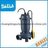 Série Wqk 10m3/h 12m 0,75 kw Pompe à eau centrifuge