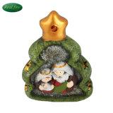 De Scènes van de Geboorte van Christus van Kerstmis van de Standbeelden van de Decoratie van Kerstmis