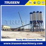 移動式具体的な混合の工場建設機械のよい価格