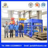 Bloc complètement automatique du ciment Qt5-15 hydraulique faisant la machine