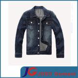 Men (JC7048)のための古典的なLeisure Biker Denim Jacket