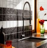 304 Piazza Nr-1501 in acciaio inox a mano Kitchen Sink