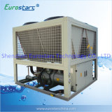 Hanbell tipo tornillo compresor refrigerado por aire enfriador refrigerador industrial