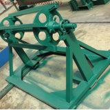 Высокое качество 5 тонн стальных катушки/крена ручного Decoiler с тормозной шайбой