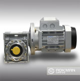 アルミ合金のウォームホイール駆動機構RVシリーズワームのギヤボックス