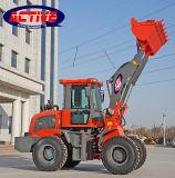 AL915/Euro 3 EPA 1.5ton колесный погрузчик с высоким качеством и дешевые заводская цена
