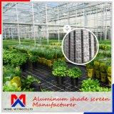 省エネ57%~75%の温室のための外アルミニウム陰スクリーン
