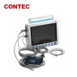 携帯用心臓ECGの忍耐強いモニタのFDAの側のContec Cms8000の安いMulti-Parameter
