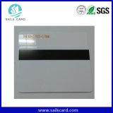 Blank Cr80 cartões de PVC com tarja magnética