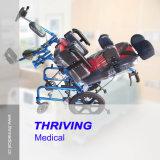 Sillón de ruedas del Recliner de Thr-Cw958L para los niños de la parálisis cerebral