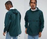 Pullover verde Hoody impermeabile degli uomini