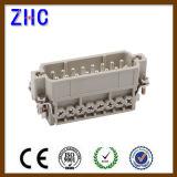 Conector de terminal de parafuso elétrico elétrico macho e fêmea Série Ha 10