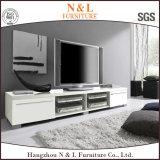 Wohnzimmer-Möbel hergestellt im China-Melamin Fernsehapparat-Standplatz