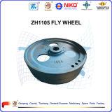 Zh1105はディーゼル機関の部品のための車輪を飛ばす