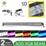 9-32 barre d'éclairage LED de CREE de l'aurore de boîtier de la lumière 4X4 8000lumen Alumium de barre de volt tous terrains