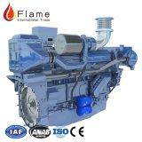De Fabrikanten van de motor. De Mariene Dieselmotor van de Reeks 500HP van Weichai Wp12