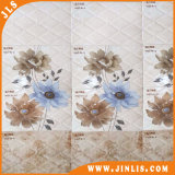 Mattonelle di ceramica della parete della stanza da bagno impermeabile del fiore del materiale da costruzione