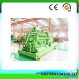 Marcação CE e ISO aprovado conjunto gerador de gás de carvão 50kw