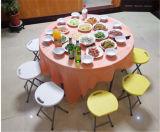 банкет Table 4ft Round Plastic