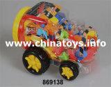 Воспитательные игрушки, пластичный блок Buklding игрушек DIY (869133)