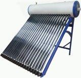 L'eau à haute pression de chauffage solaire avec les panneaux solaires