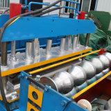 Los precios de fábrica que hacían el material de construcción acanalaron el rodillo esmaltado del azulejo que formaba la máquina